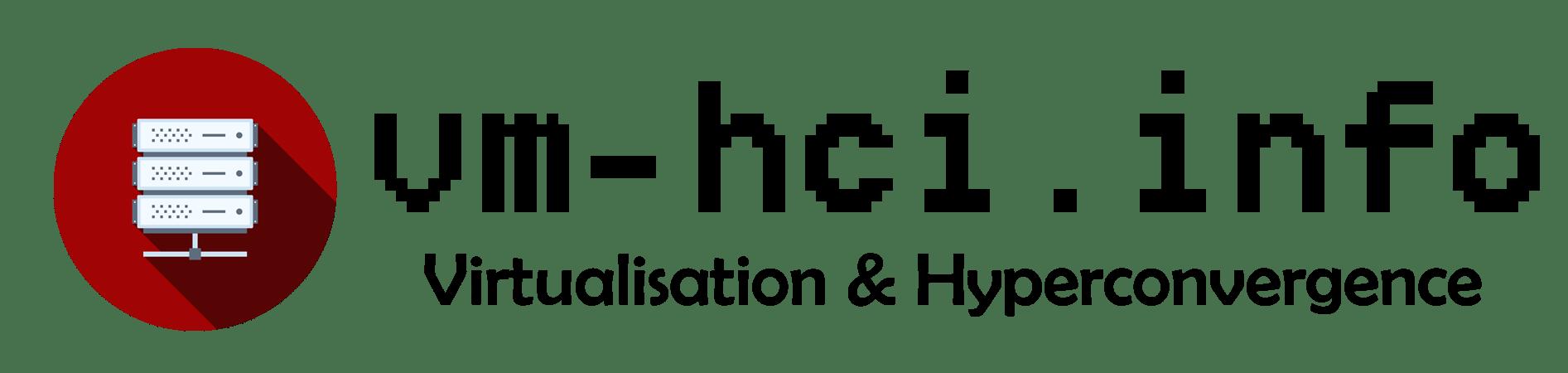 Virtualisation & Hyper-convergence